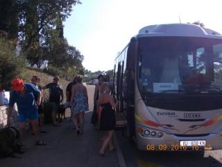 Ausflug in Kroatien